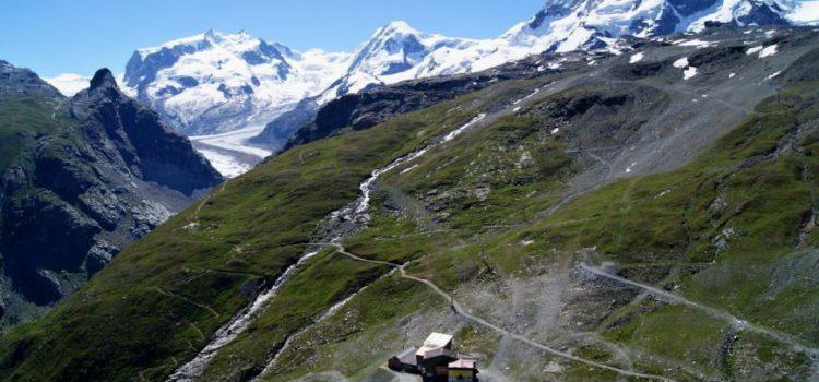 Výlet pod Matterhornem a Eigrem