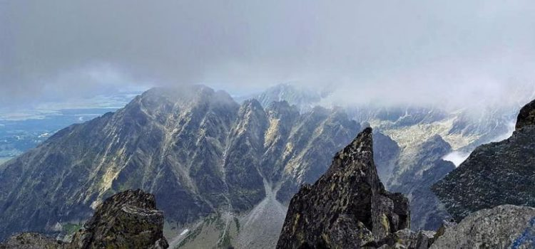 Gerlach 2654 m (horo)lezecky