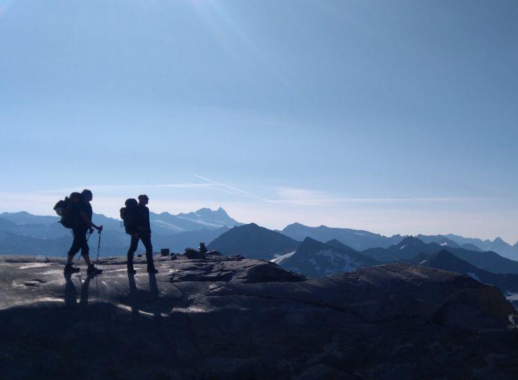 Kurz pro horské průvodce MŠMT